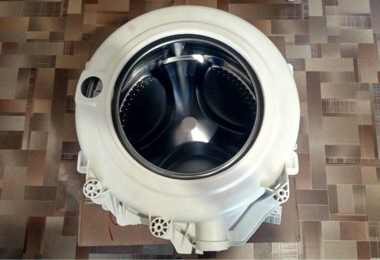 Замена бака стиральной машины