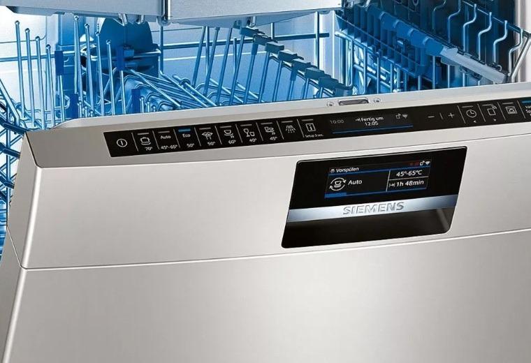 Замена кнопок посудомоечной машины