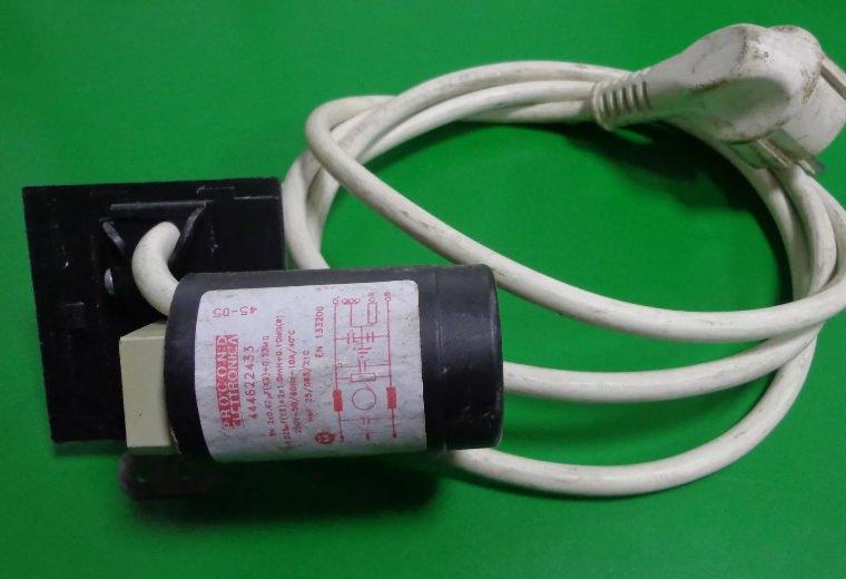 Замена сетевого фильтра стиральной машины